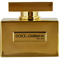 The One Eau De Parfum Spray 2.5 oz (2014 Limited Edition Gold Bottle) *Tester for women by Dolce & Gabbana