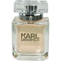 Karl Lagerfeld Eau De Parfum Spray 2.8 oz (Unboxed) for women by Karl Lagerfeld