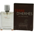 Terre d'Hermes Eau Tres Fraiche Edt Spray .42 oz for men by Hermes