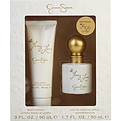 Fancy Love Eau De Parfum Spray 1.7 oz & Body Lotion 3 oz for women by Jessica Simpson