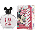 Minnie Mouse Eau De Toilette Spray 3.3 oz (New Packaging) for women by Disney