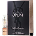 Black Opium Eau De Parfum Spray Vial for women by Yves Saint Laurent