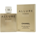 ALLURE EDITION BLANCHE Cologne by Chanel