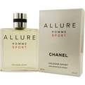 ALLURE SPORT Cologne által Chanel
