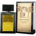 ANTONIO BANDERAS THE GOLDEN SECRET Cologne de Antonio Banderas