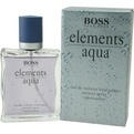 AQUA ELEMENTS Cologne által Hugo Boss