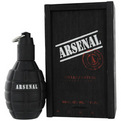 ARSENAL BLACK Cologne by Gilles Cantuel