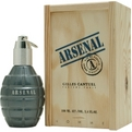 ARSENAL BLUE Cologne Autor: Gilles Cantuel
