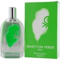 BENETTON VERDE Cologne pagal Benetton