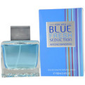 BLUE FRESH SEDUCTION Cologne by Antonio Banderas
