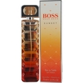 BOSS ORANGE SUNSET Perfume esittäjä(t): Hugo Boss