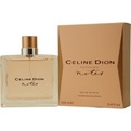 CELINE DION NOTES Perfume door Celine Dion