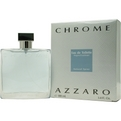 CHROME Candles ved Azzaro