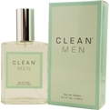CLEAN MEN Cologne by Dlish