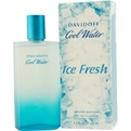 COOL WATER SUMMER ICE FRESH Cologne z Davidoff