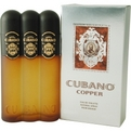 CUBANO COPPER Cologne da Cubano