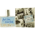 DKNY LOVE FROM NEW YORK Cologne z Donna Karan