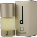 D BY DUNHILL Cologne por Alfred Dunhill