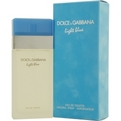 D & G LIGHT BLUE Perfume poolt Dolce & Gabbana