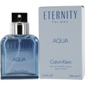 ETERNITY AQUA Cologne pagal Calvin Klein