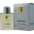 FERRARI LIGHT ESSENCE Cologne by Ferrari