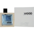 HE WOOD OCEAN WET WOOD Cologne door Dsquared2