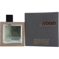HE WOOD ROCKY MOUNTAIN Cologne par Dsquared2