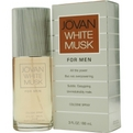 JOVAN WHITE MUSK Cologne by Jovan