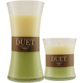 KIWI APPLE & WARM VANILLA SCENTED Candles per KIWI APPLE & WARM VANILLA SCENTED
