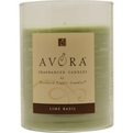 LIME BASIL SCENTED Candles ar Lime Basil Scented
