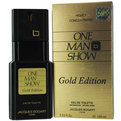 ONE MAN SHOW GOLD Cologne esittäjä(t): Jacques Bogart
