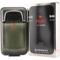 PLAY INTENSE Cologne esittäjä(t): Givenchy