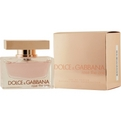 ROSE THE ONE Perfume poolt Dolce & Gabbana