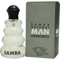SAMBA NATURAL MAN Cologne by Perfumers Workshop