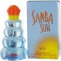 SAMBA SUN Cologne por Perfumers Workshop