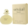 SEXUAL FRESH Cologne by Michel Germain