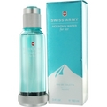 SWISS ARMY MOUNTAIN WATER Perfume poolt Victorinox