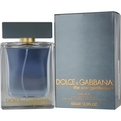 THE ONE GENTLEMAN Cologne de Dolce & Gabbana