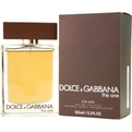 THE ONE Cologne z Dolce & Gabbana