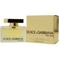 THE ONE Perfume oleh Dolce & Gabbana