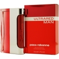 ULTRARED Cologne Autor: Paco Rabanne