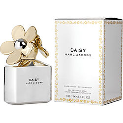 Marc Jacobs Daisy Silver