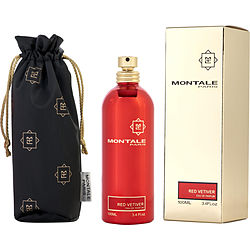 Montale Paris Red Vetyver