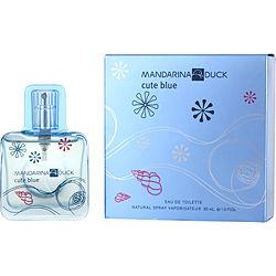 Mandarina Duck Cute Blue Eau De Toilette for Women by ...