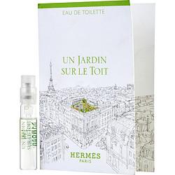 Un jardin sur le toit eau de toilette for women by hermes for Parfum un jardin sur le toit