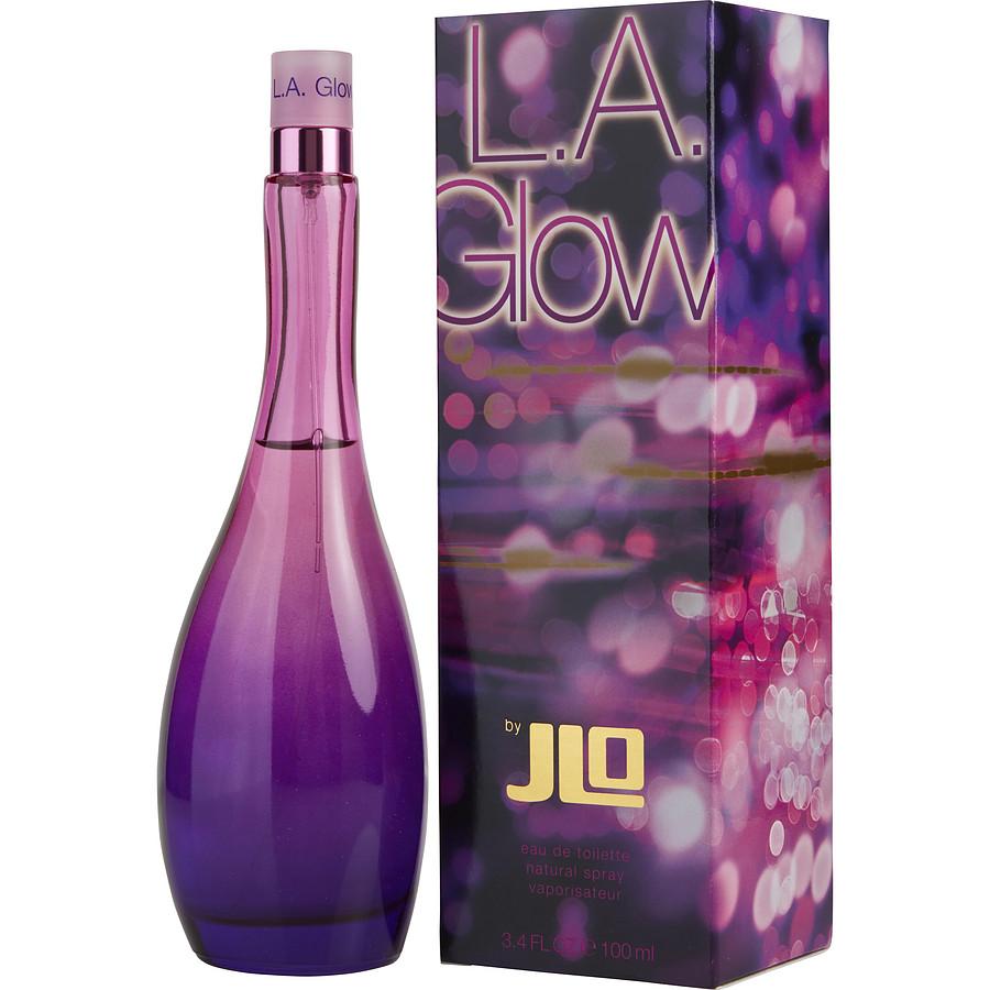 La Glow Eau De Toilette for Women by Jennifer Lopez ...