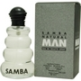 SAMBA NATURAL MAN Cologne poolt Perfumers Workshop #115921