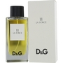 D & G 11 LA FORCE Cologne door Dolce & Gabbana #202893