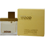 SHE WOOD GOLDEN LIGHT WOOD Perfume per Dsquared2 #244122
